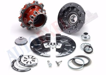 Picture for category Axle Components